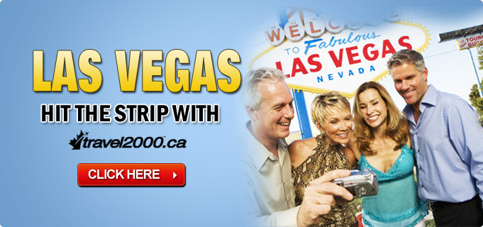 Las Vegas - Hit the Strip with Travel2000